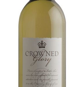 2017 Crowned Glory Chardonnay