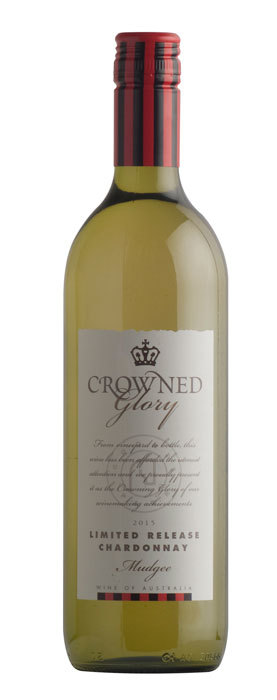2017 Crowned Glory Chardonnay