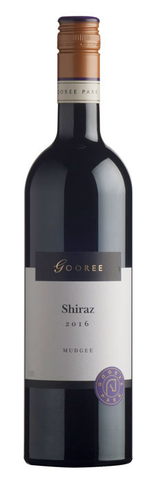 2016 Gooree Park Shiraz