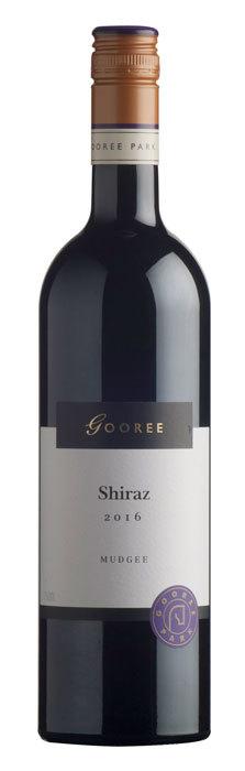 2017 Gooree Park Shiraz