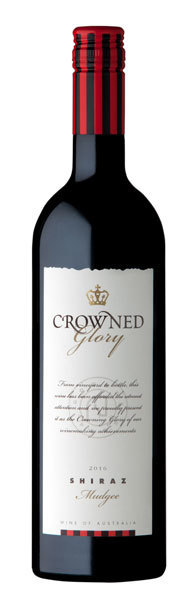 2016 Crowned Glory Shiraz