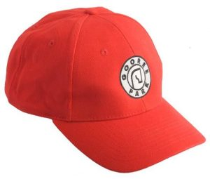 Gooree Park Peak Caps (Black or Red)