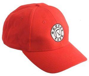 Gooree Park Peak Caps (Black or Red)