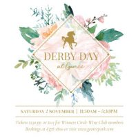 Derby Day at Gooree