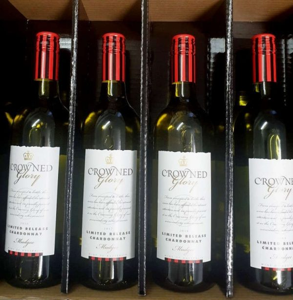 Crowned Glory Chardonnay Pack